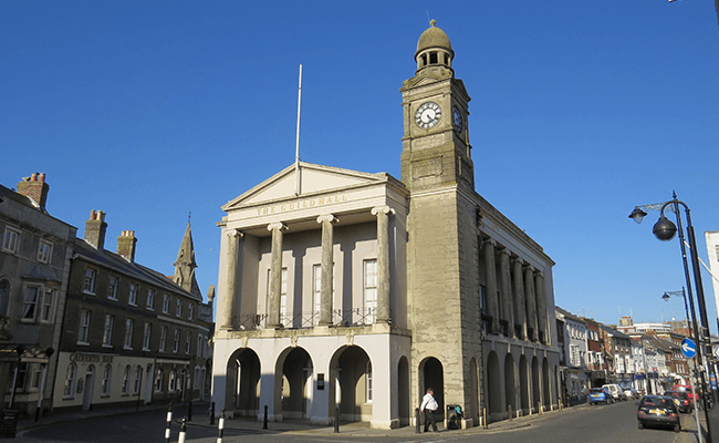 The Guildhall, Newport
